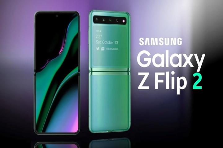 Samsung Galaxy Z Flip 2 sẽ sử dụng màn hình có tần số quét 120Hz