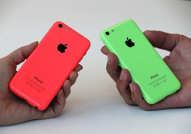 iPhone 5C được xếp hạng là iPhone tệ nhất trên thị trường