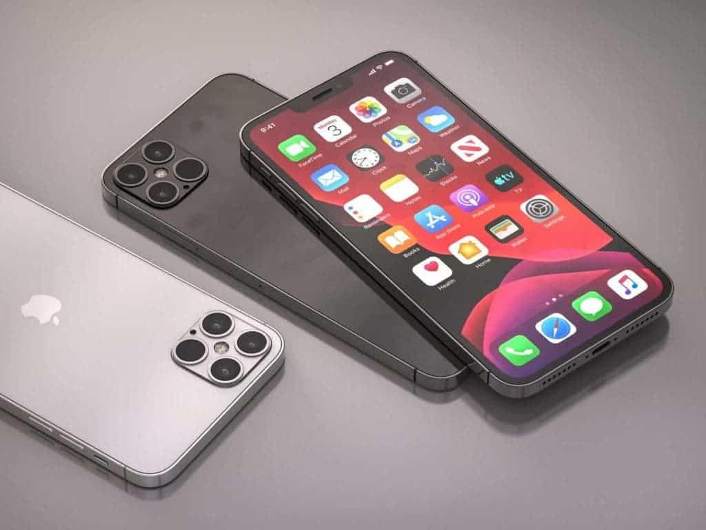 Dòng iPhone 13 vẫn sẽ có 4 mẫu, được trang bị các mô-đun AiP và RF do Apple tự phát triển