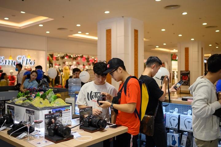 Sony khai trương trung tâm trải nghiệm Sony Center mới tại Hà Nội