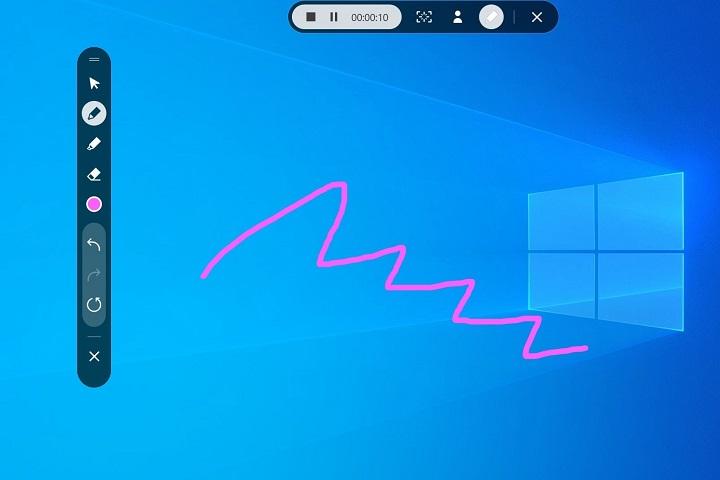 Samsung đang phát triển một ứng dụng quay màn hình cho Windows 10