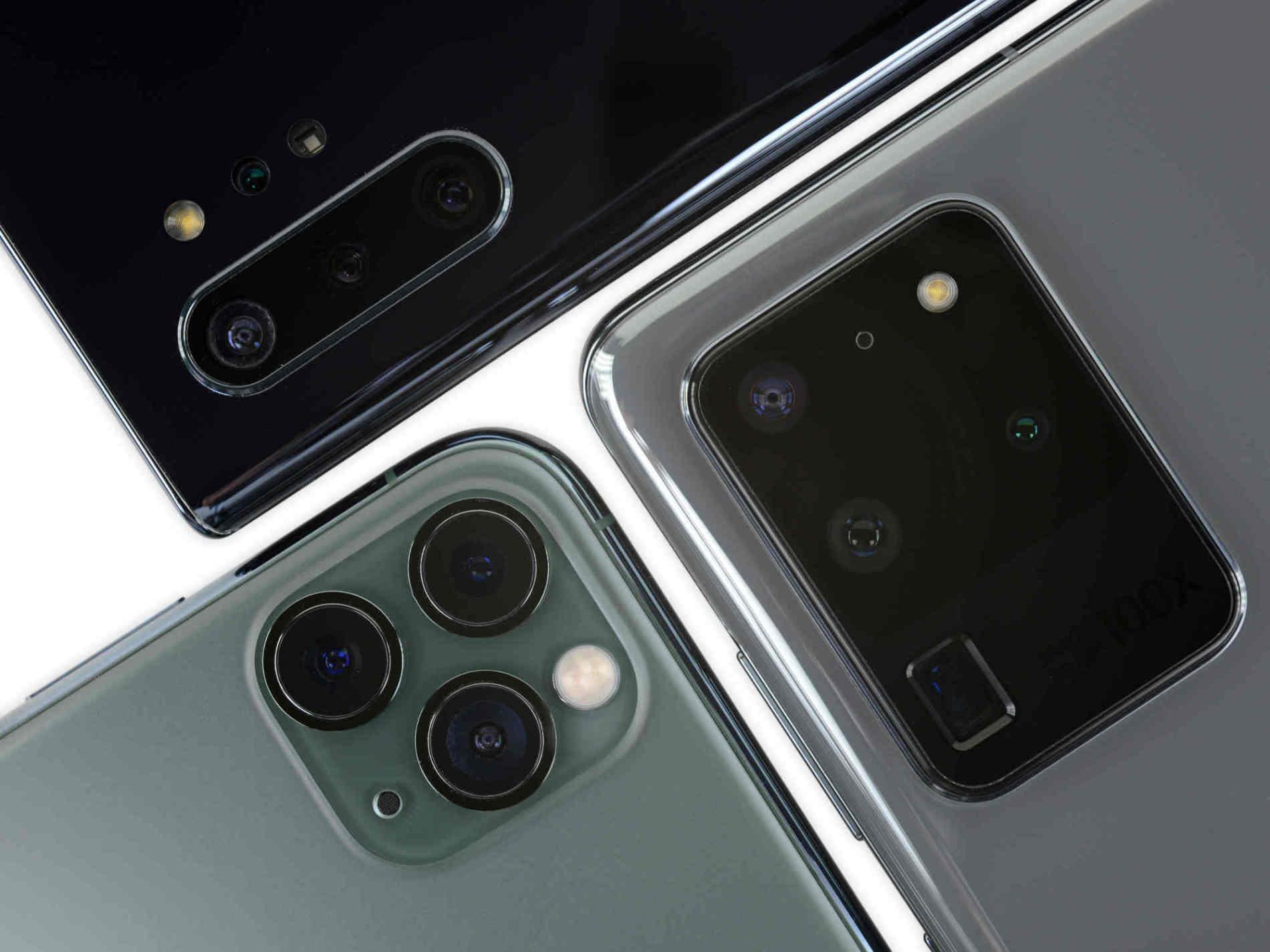 iPhone sắp có ống kính tiềm vọng như flagship Android