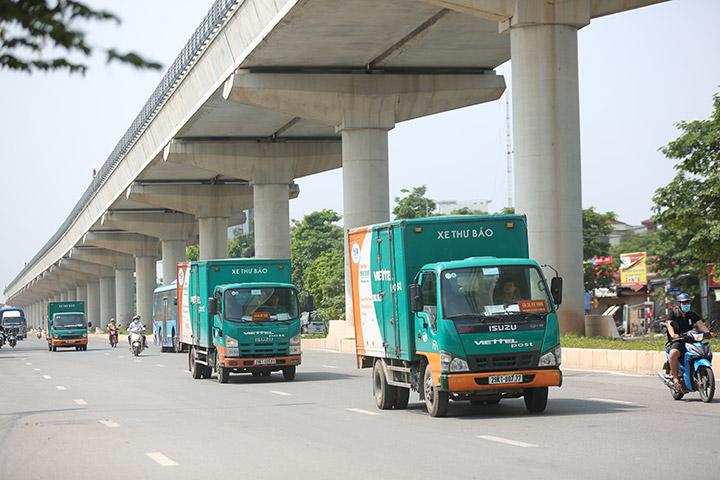 Viettel Post được bình chọn là công ty bưu chính đứng đầu Việt Nam