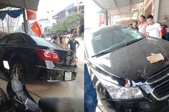 Cho bạn không có giấy phép lái xe mượn ô tô gây tai nạn chết 2 người, chủ xe bị phạt như thế nào?
