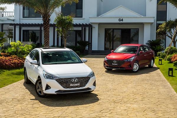 Hyundai Accent ra mắt tại Việt Nam, thêm tính năng, giá cao nhất 542 triệu