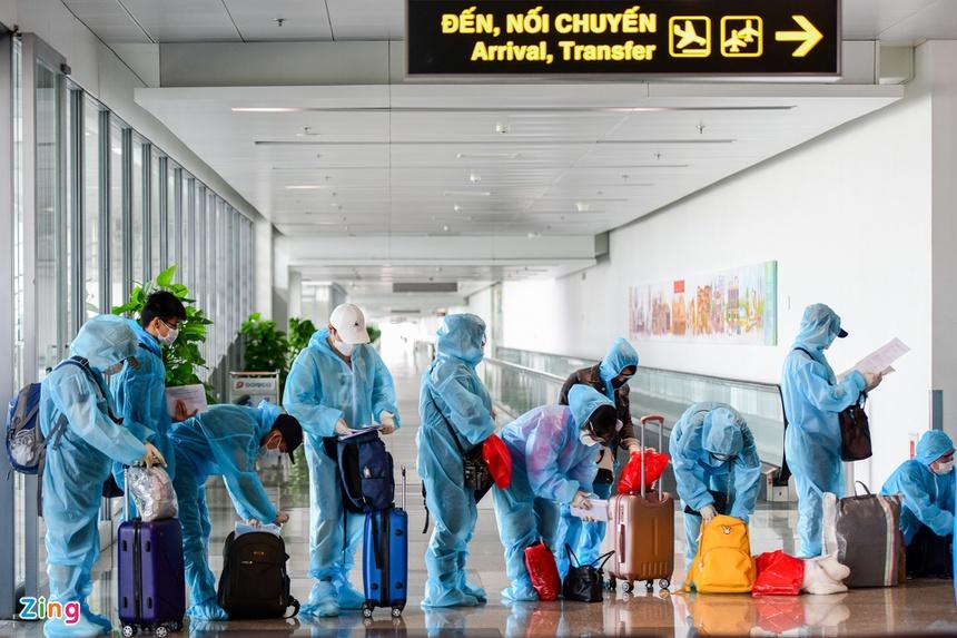 Đề xuất thanh toán một lần khi bay thương mại vào Việt Nam