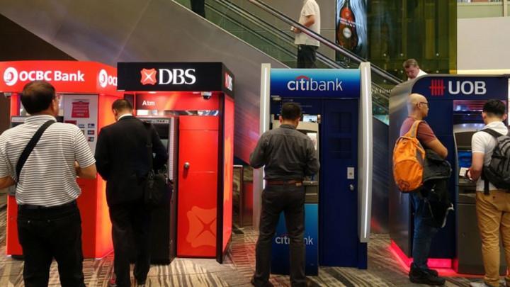 Singapore tính tổng hợp tài khoản ngân hàng và khoản đầu tư của người dân trên một nền tảng