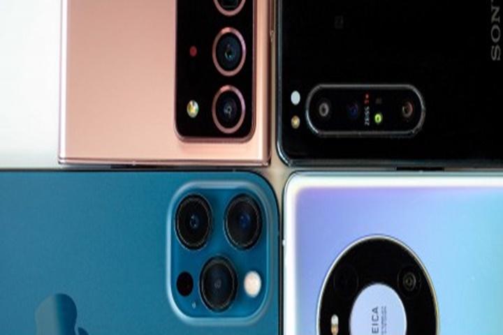 Omdia: Điện thoại thông minh 4 camera đã trở nên phổ biến với người dùng