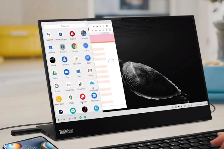 Motorola sẽ bổ sung một tính năng như Samsung DeX cho một số smartphone của hãng