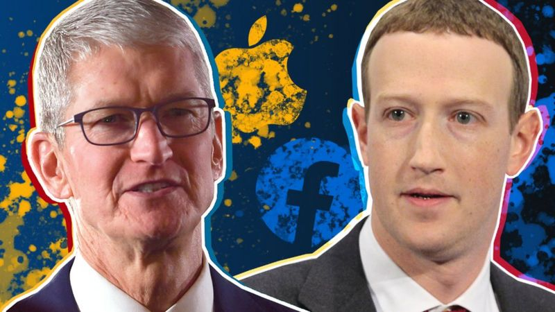 Facebook và Apple không ưa, thậm chí khinh nhau dù luôn cần có nhau