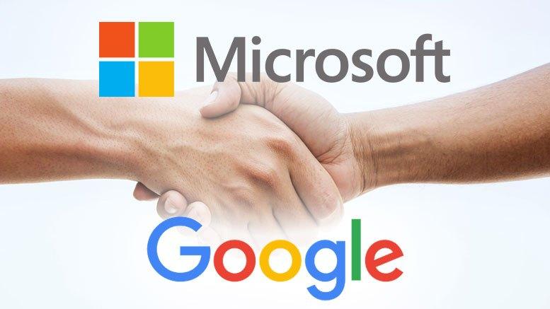 Android giờ đây có thêm một đồng minh mới thực sự hùng mạnh, đó là Microsoft – VnReview