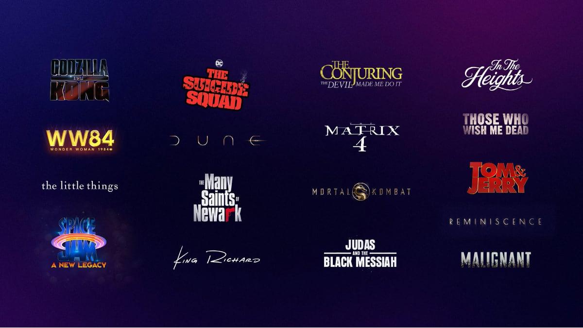 Toàn bộ phim Warner Bros. năm 2021 sẽ phát hành cùng lúc ở rạp chiếu lẫn nền tảng trực tuyến