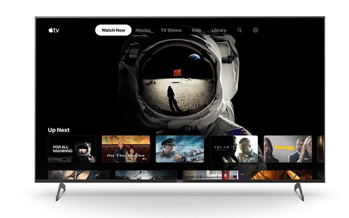 TV Sony bắt đầu hỗ trợ Apple TV ở Việt Nam