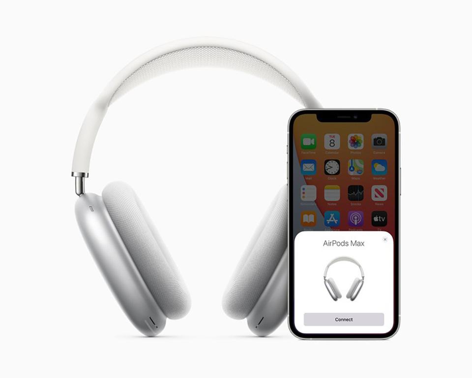 Apple ra mắt AirPods Max: Khử ồn chủ động, có chip H1, giá 549 USD