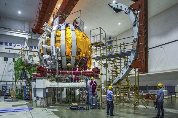 Tham vọng theo đuổi dự án 'mặt trời nhân tạo' của Trung Quốc