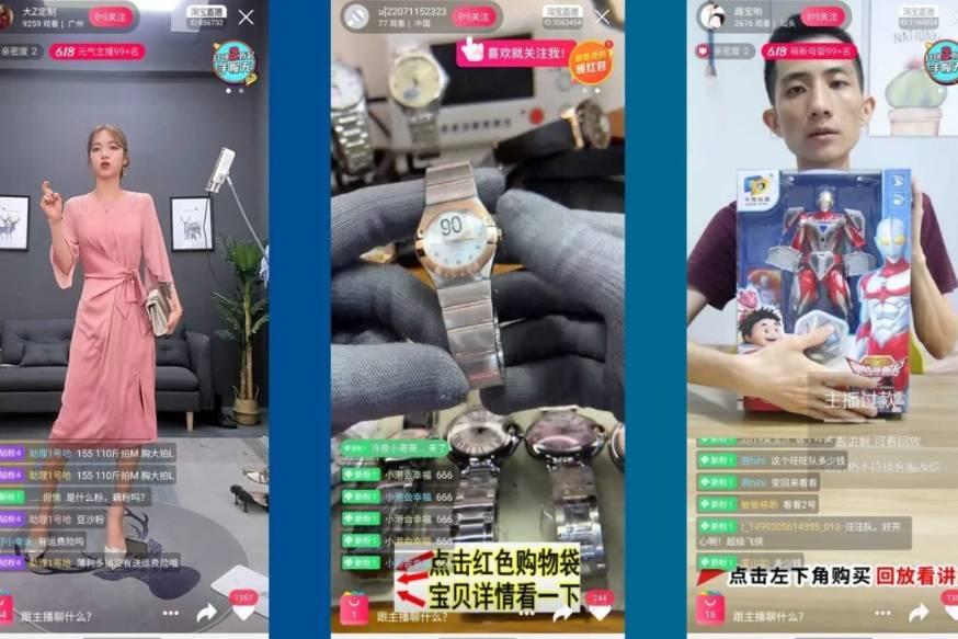 Nguyên nhân đằng sau sự phát triển vũ bão của ngành công nghiệp livestream Trung Quốc