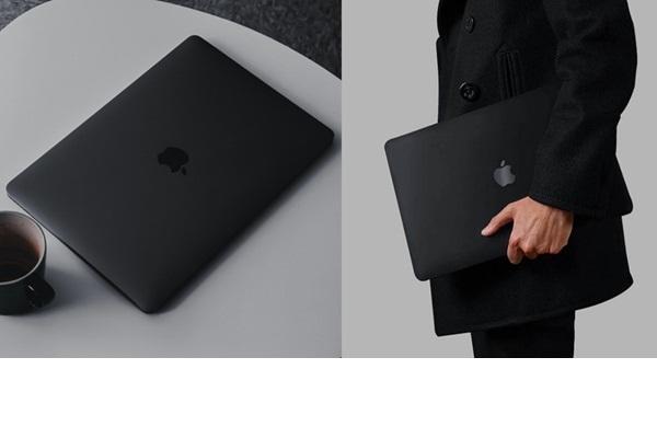 Apple đang ấp ủ phiên bản MacBook màu đen nhám cực thời thượng