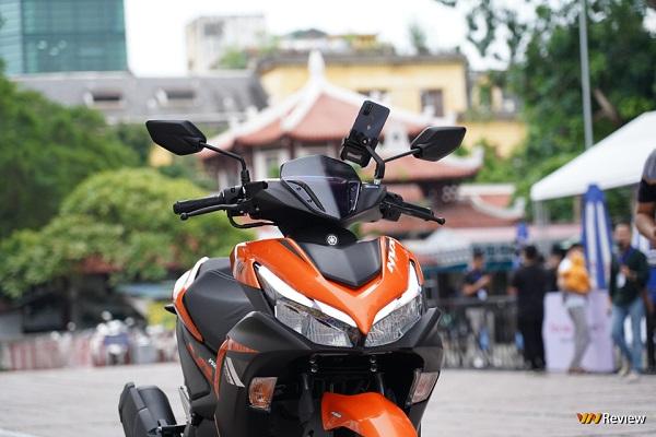 Xe máy chưa đăng ký biển số có được phép tham gia giao thông?