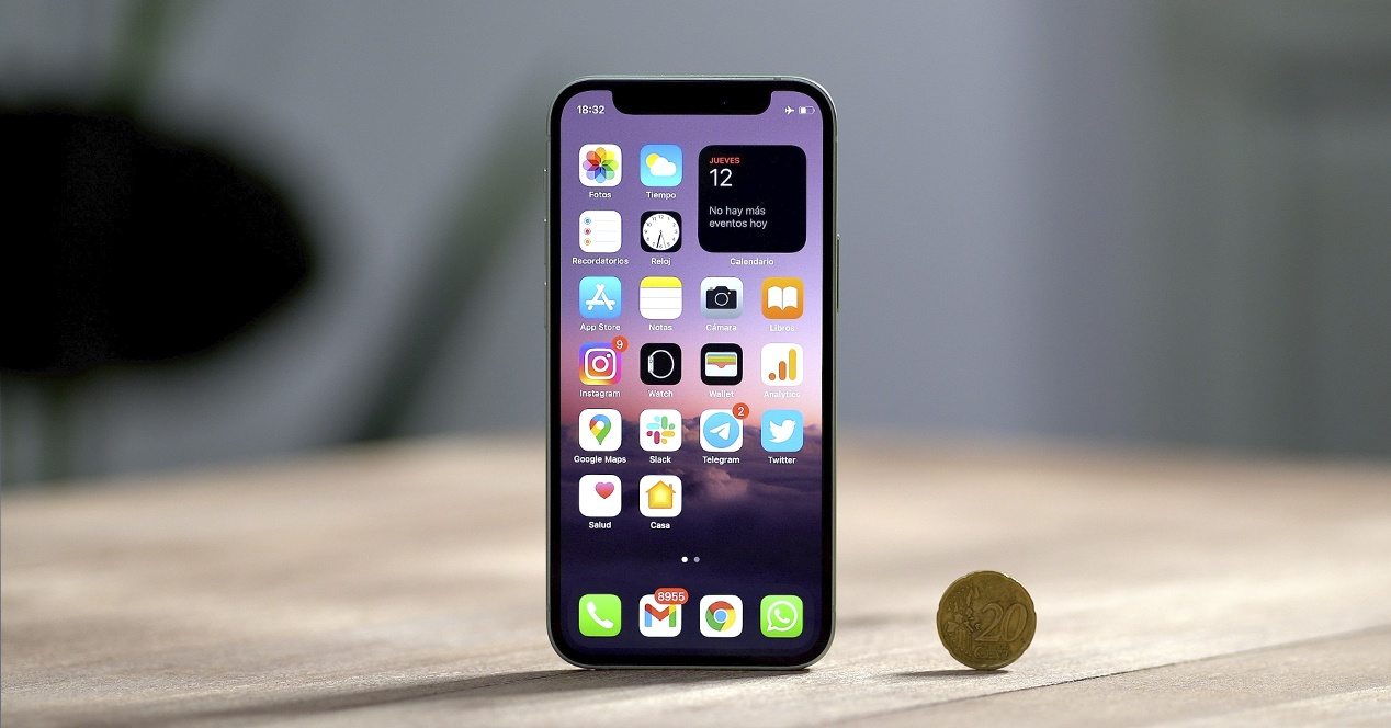 Chiếc iPhone 12 mini