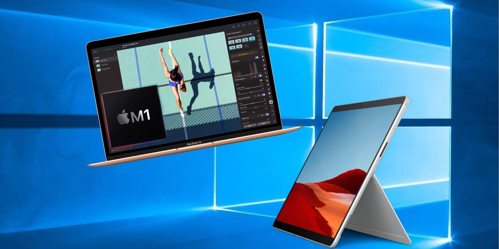 Các kết quả benchmark đã cho thấy những cỗ máy Windows ARM đang thua kém Mac M1 xa như thế nào
