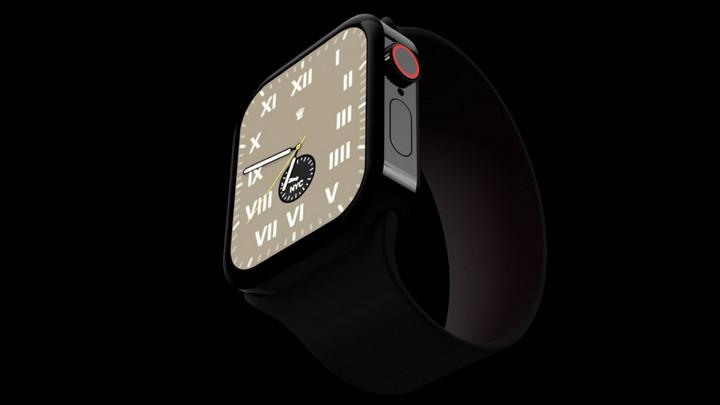 Ngắm ý tưởng Apple Watch lấy cảm hứng từ iPhone 12 với các đường nét cứng cáp, nam tính