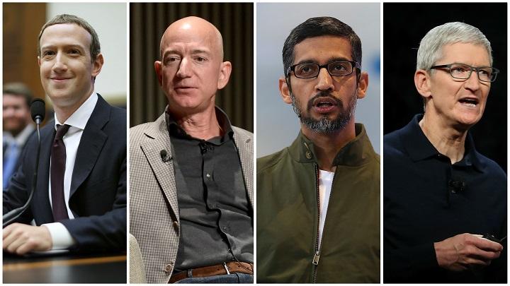 Thứ hạng các CEO công nghệ trong mắt nhân viên