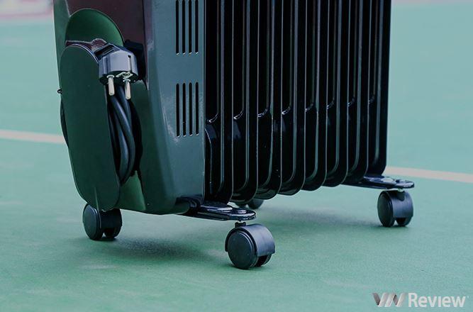 Rét đậm kéo dài, nên mua máy sưởi loại nào hơn?