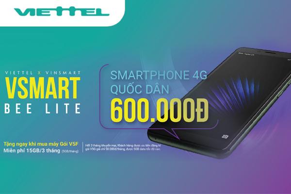 """Smartphone 4G giá """"sập sàn"""" góp phần thúc đẩy chuyển đổi số quốc gia"""