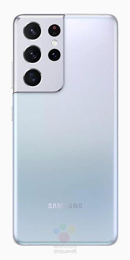 Rò rỉ hình ảnh cũng như thông tin cấu hình chi tiết của Samsung Galaxy S21 Ultra