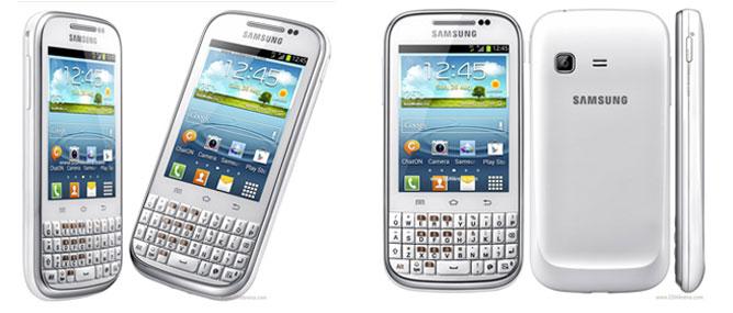 Đánh giá nhanh Samsung Galaxy Chat