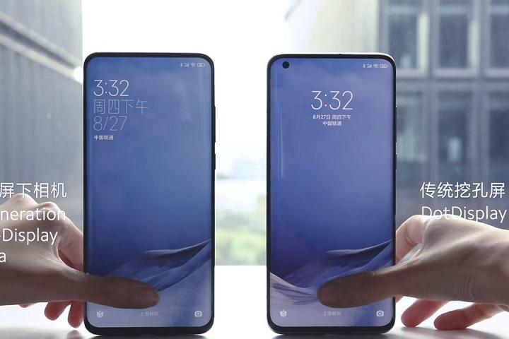 Xiaomi Mi 11 Pro sẽ được trang bị công nghệ camera dưới màn hình