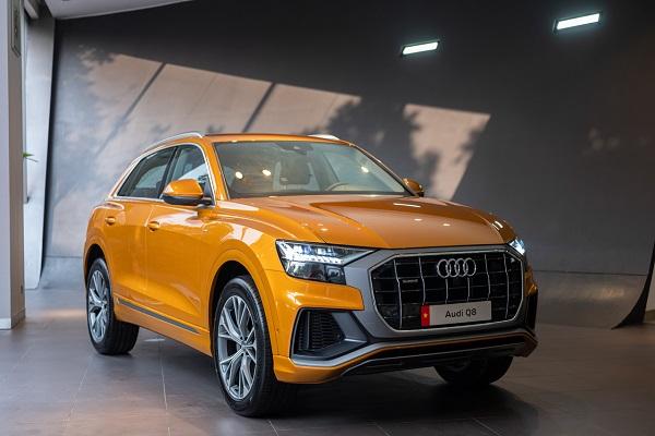 Audi Q8 đầu tiên tới tay khách Việt có gì đặc biệt?
