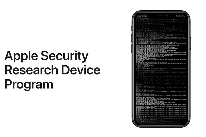 iPhone đặc biệt đầu tiên được chuyển đến các chuyên gia bảo mật