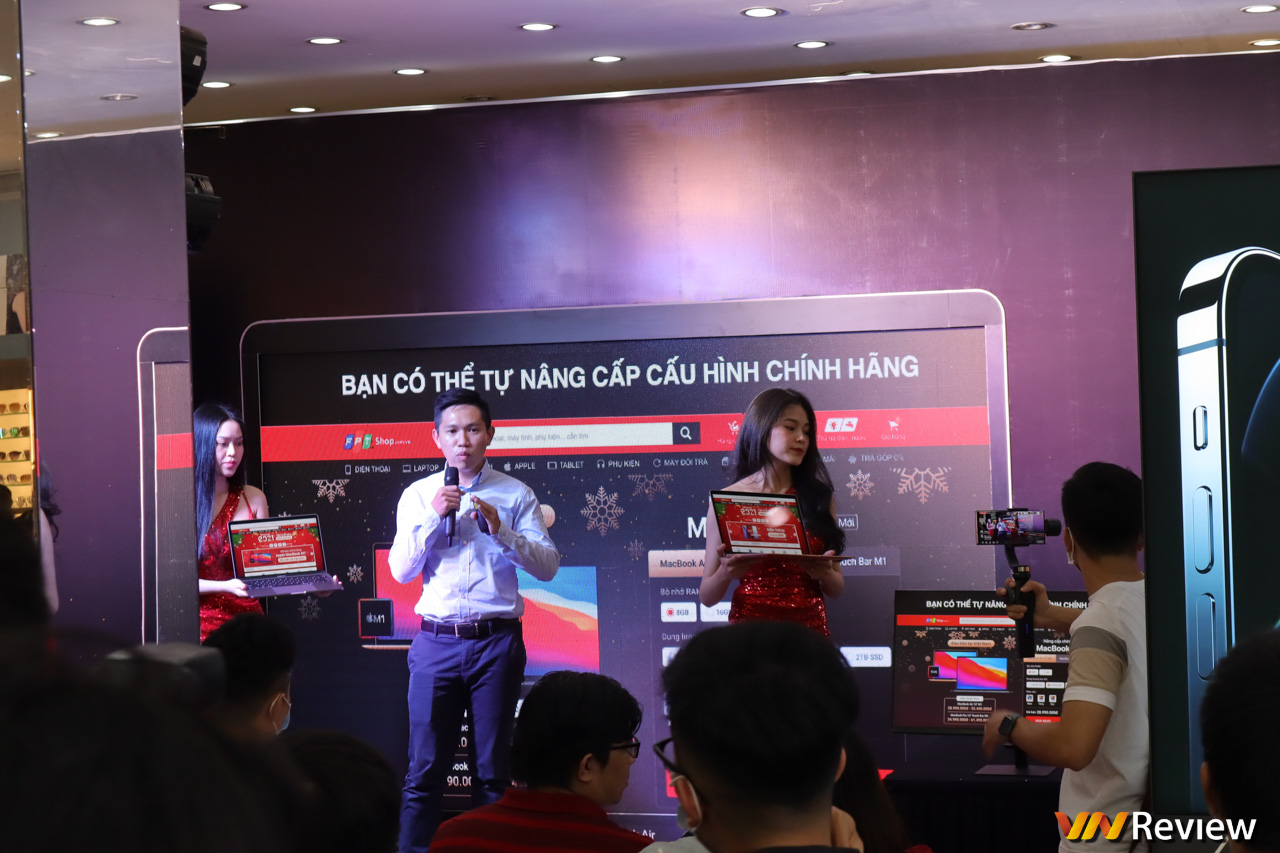 MacBook M1 2020 chính hãng bắt đầu bán ra tại Việt Nam, giá khởi điểm từ 29 triệu đồng, 60% người dùng chọn mua bản Pro dù giá cao hơn