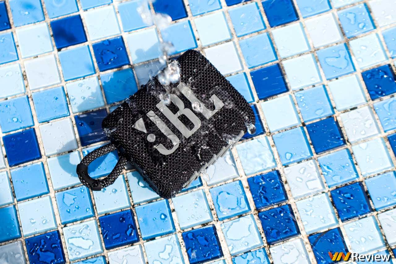 """Đánh giá JBL Go 3: loa bluetooth """"chân ái"""" cho người ham xê dịch"""