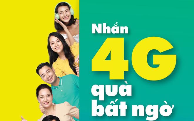 """Chương trình """"Nhắn 4G, quà bất ngờ"""" của Viettel đã có 7,5 triệu khách hàng tham gia"""