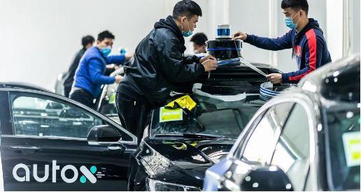 Taxi tự lái ở Trung Quốc hy vọng sẽ cất cánh