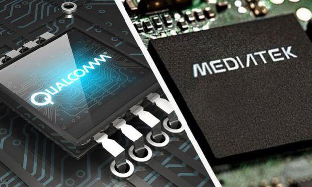 Qualcomm bị MediaTek đoạt vị trí số 1 trên thị trường chip di động