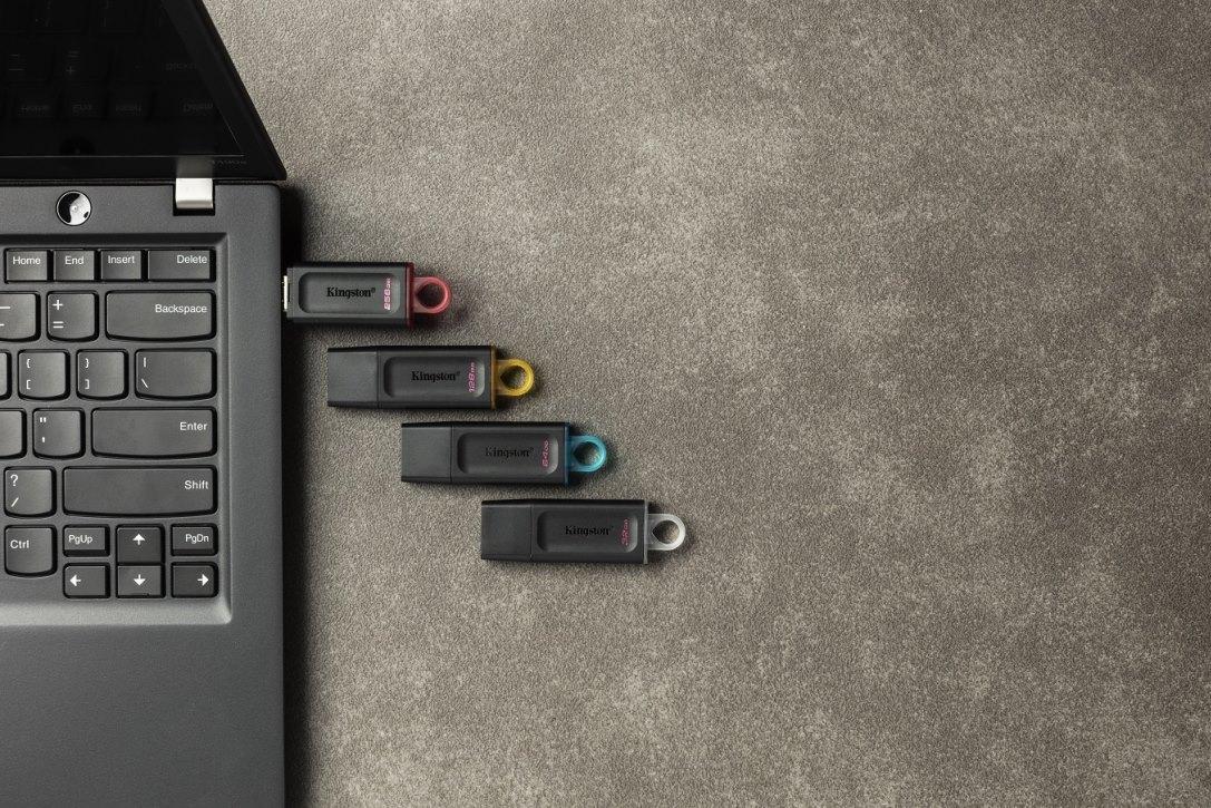 Kingston ra mắt loạt USB DataTraveler: kết nối Type C và Type A, tốc độ tối đa 200MB/s