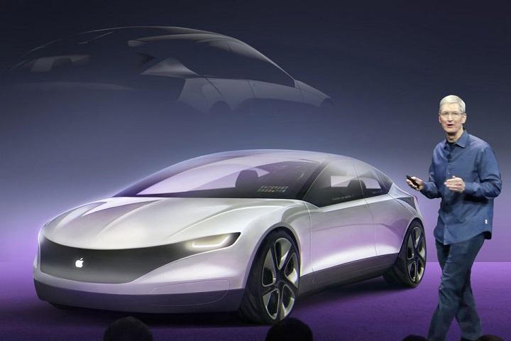 """Apple Car có thể bị """"trì hoãn đến 2028 hoặc lâu hơn"""""""