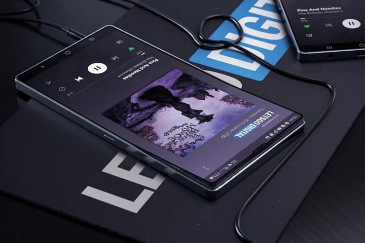 Samsung có thể sử dụng 2 phần màn hình cho giải pháp camera ẩn