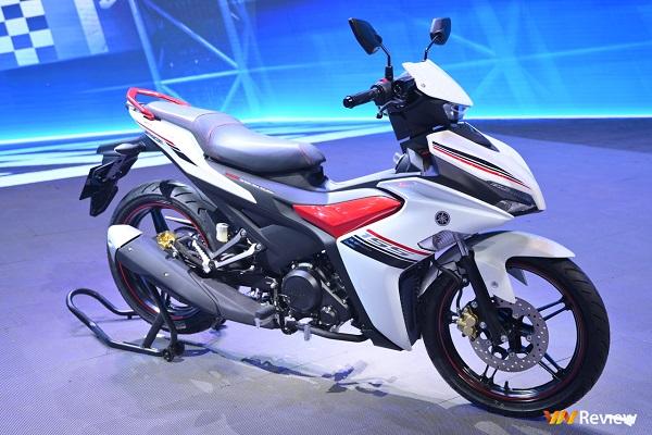 Vì sao Yamaha Exciter 2021 không có phanh ABS?