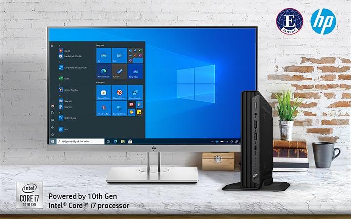 Desktop mini: Xu hướng không gian làm việc nhỏ