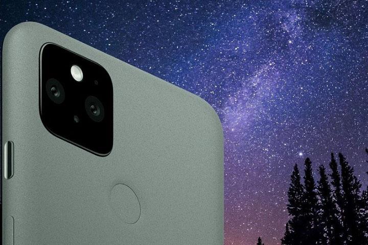 Google âm thầm ngưng hỗ trợ chế độ Chụp ảnh thiên văn cho camera siêu rộng trên Pixel 5 và Pixel 4a 5G