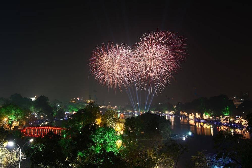 Thời tiết Hà Nội và thành phố Hồ Chí Minh đêm giao thừa Tết Dương lịch 2021