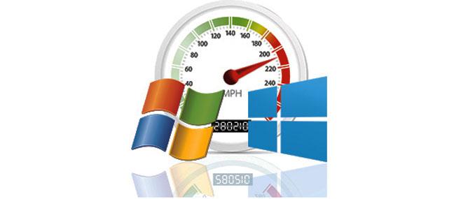Cuộc đấu tốc độ Windows 7 - Windows 8