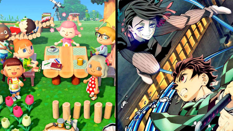 """Từ """"Animal Crossing"""" đến """"Demon Slayer"""": sản phẩm giải trí Nhật Bản """"xâm chiếm"""" cả thế giới"""