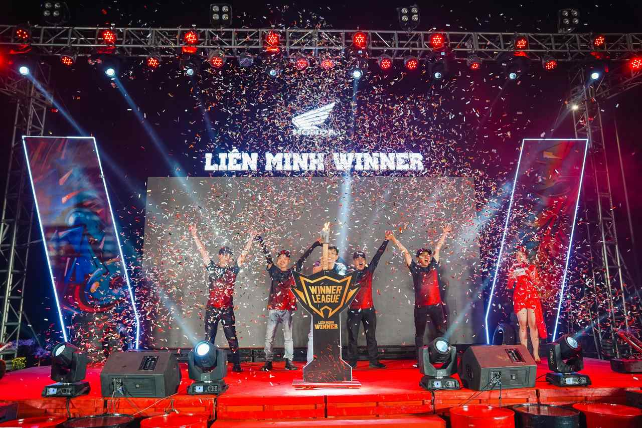 Honda mở cuộc thi cho thành viên CLB Winner, tổng giải thưởng gần 100 triệu đồng