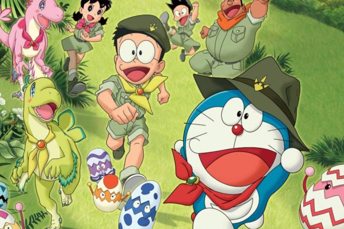 """Phim """"Doraemon: Nobita và những bạn khủng long mới"""": Nội dung đơn giản, vui tươi, thông điệp ý nghĩa"""