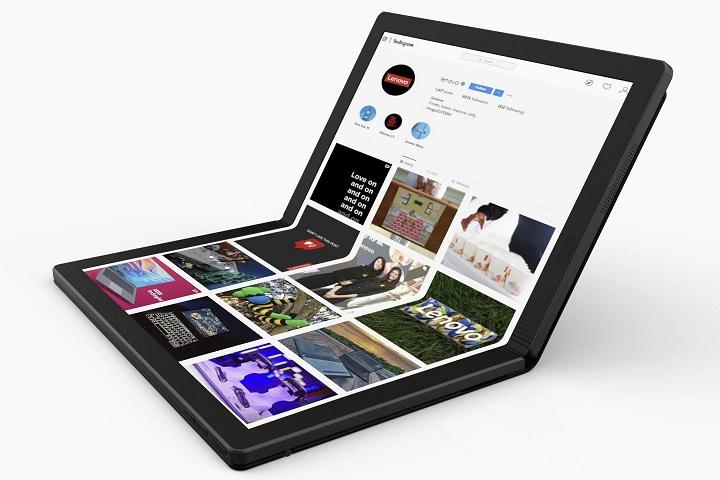 Notebook màn hình gập dùng chip Intel sẽ xuất hiện trong nửa cuối năm 2021